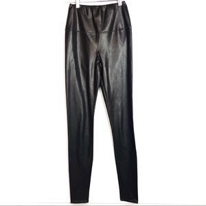 Wilfred Free • Faux Leather Leggings